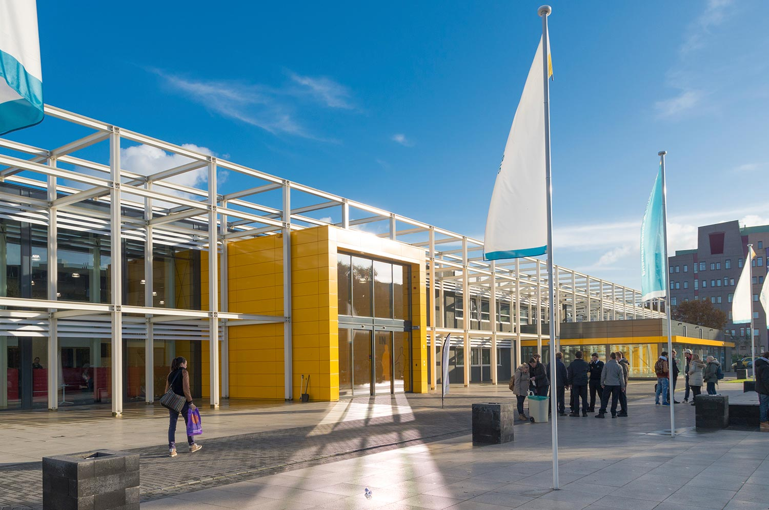 Our New Campus